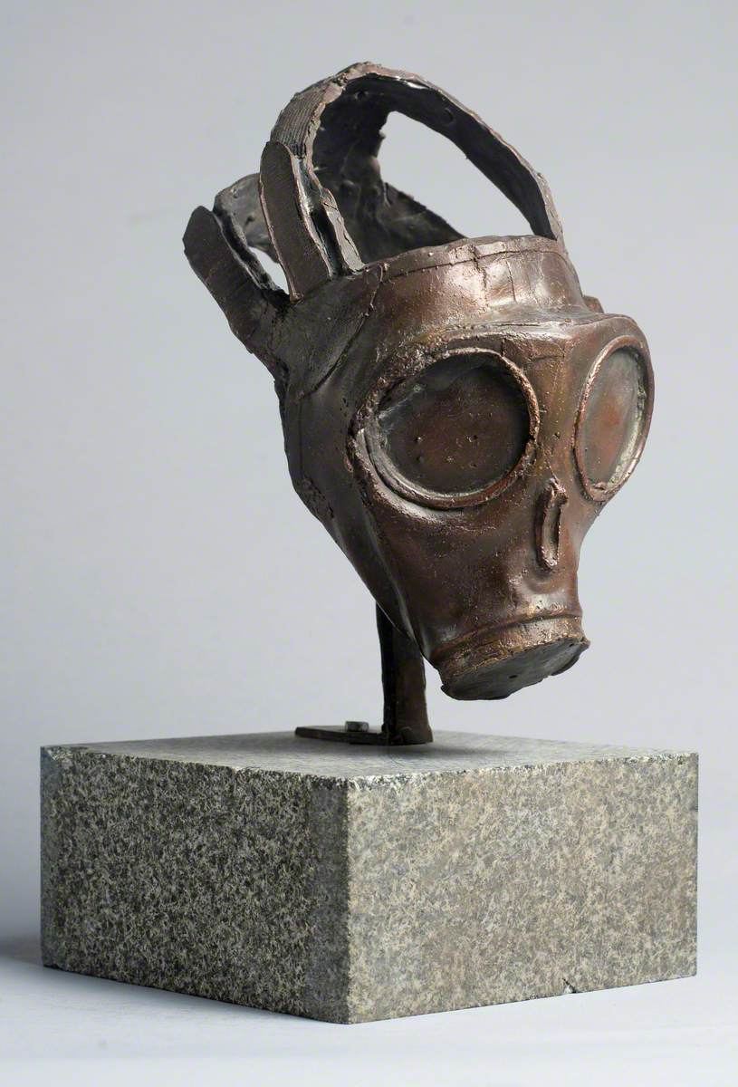 'Made in Germany' Gas Mask