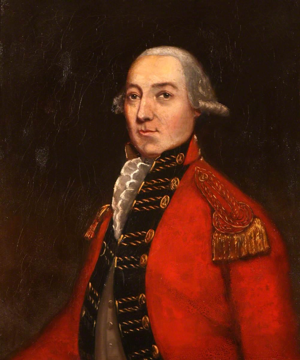 General Sir Thomas Stirling of Ardoch and Strowan (d.1808), Bt, Lieutenant Colonel 42nd Regiment (1771–1778)