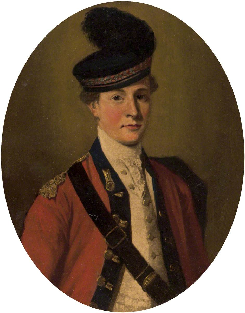 Colin Campbell, Ensign 42nd Royal Highlanders, 19 March 1771