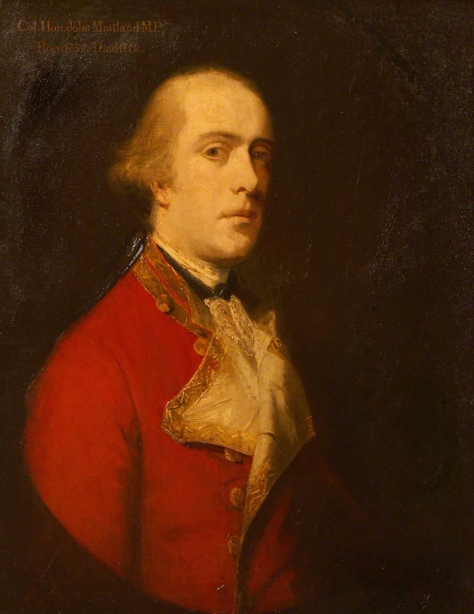 Colonel the Honourable John Maitland