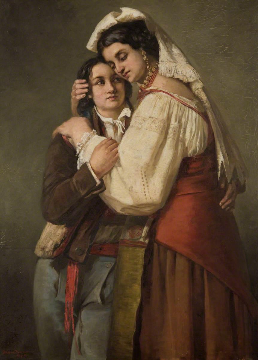 Affection, Roman Costume