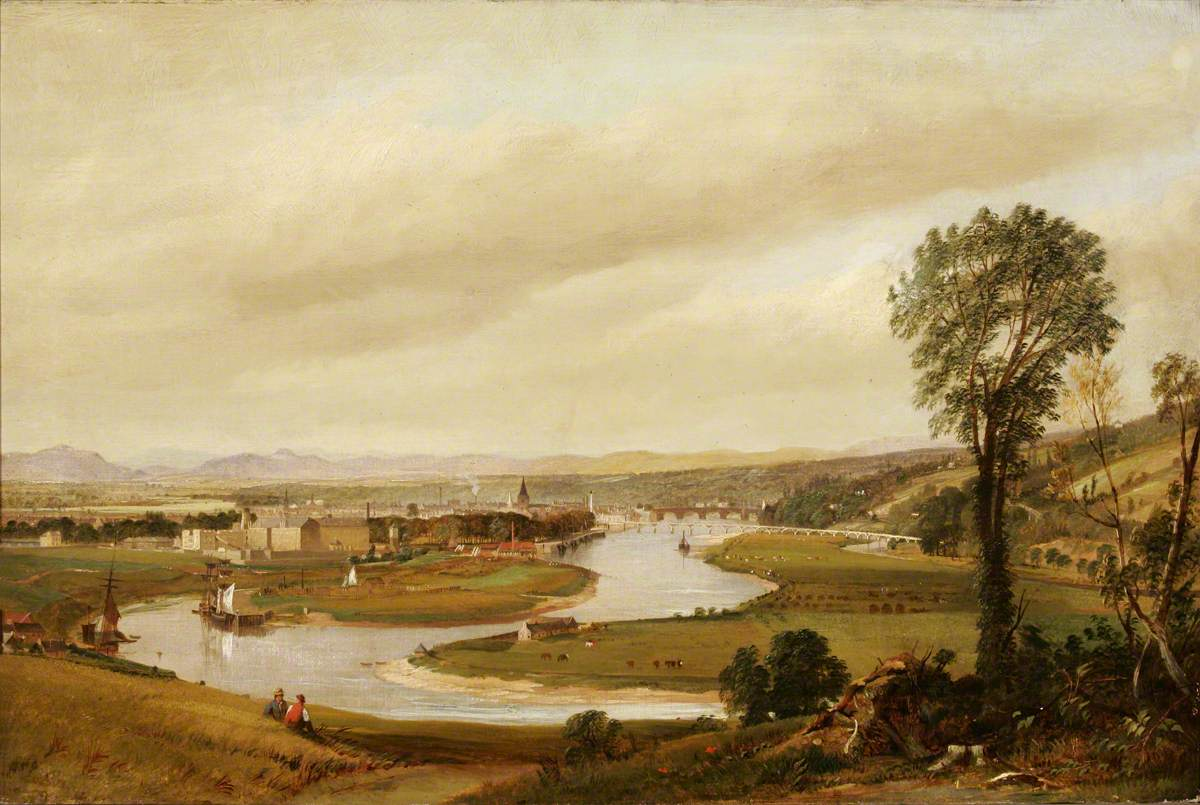 Perth and the Winding of the Tay