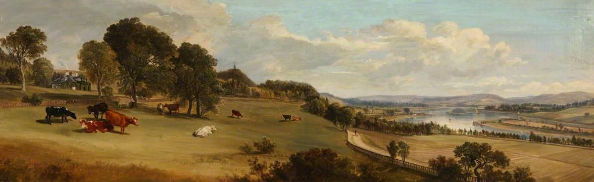 The Tay near Kinfauns