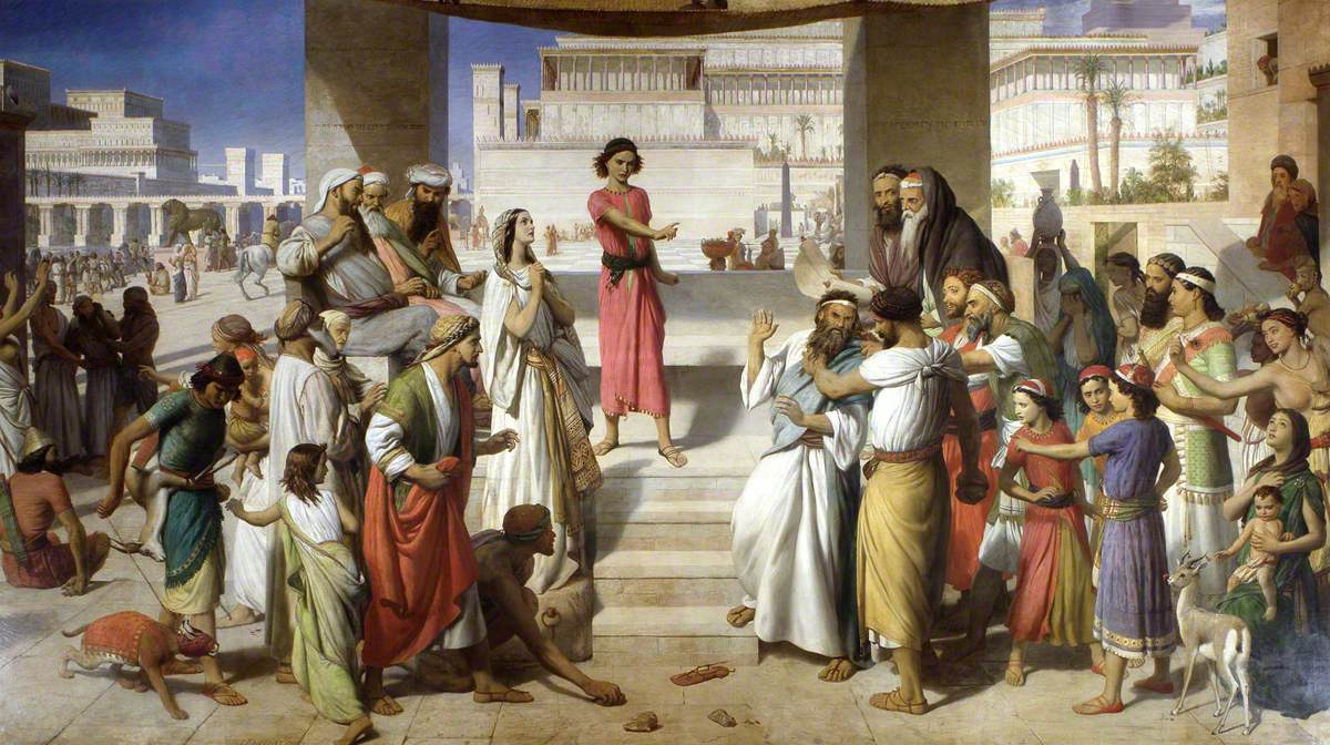 The Judgement of Daniel
