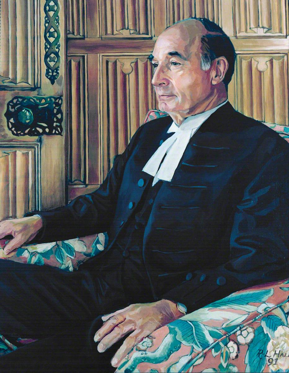 The Right Honourable Bernard Weatherill, MP, Speaker