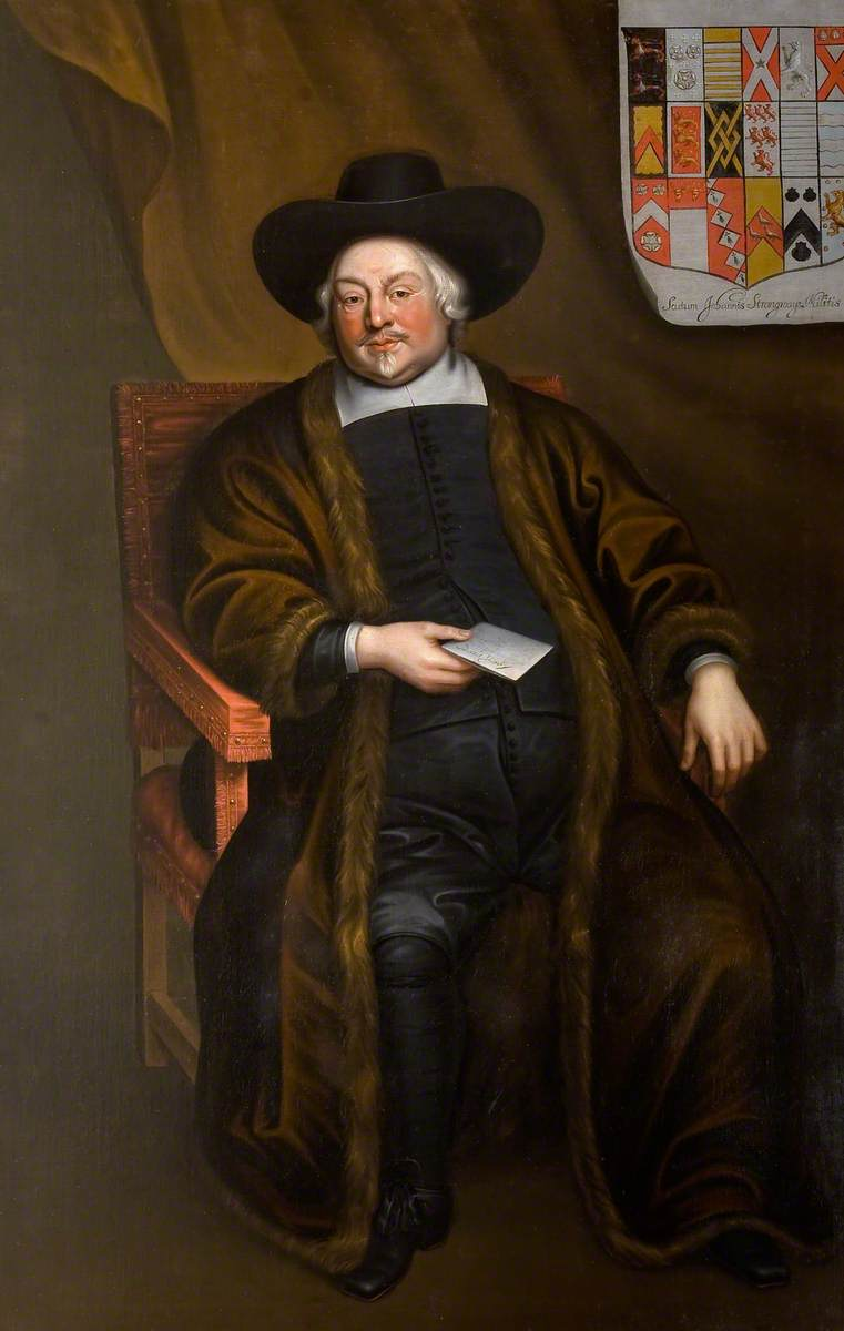 Sir John Strangways, MP