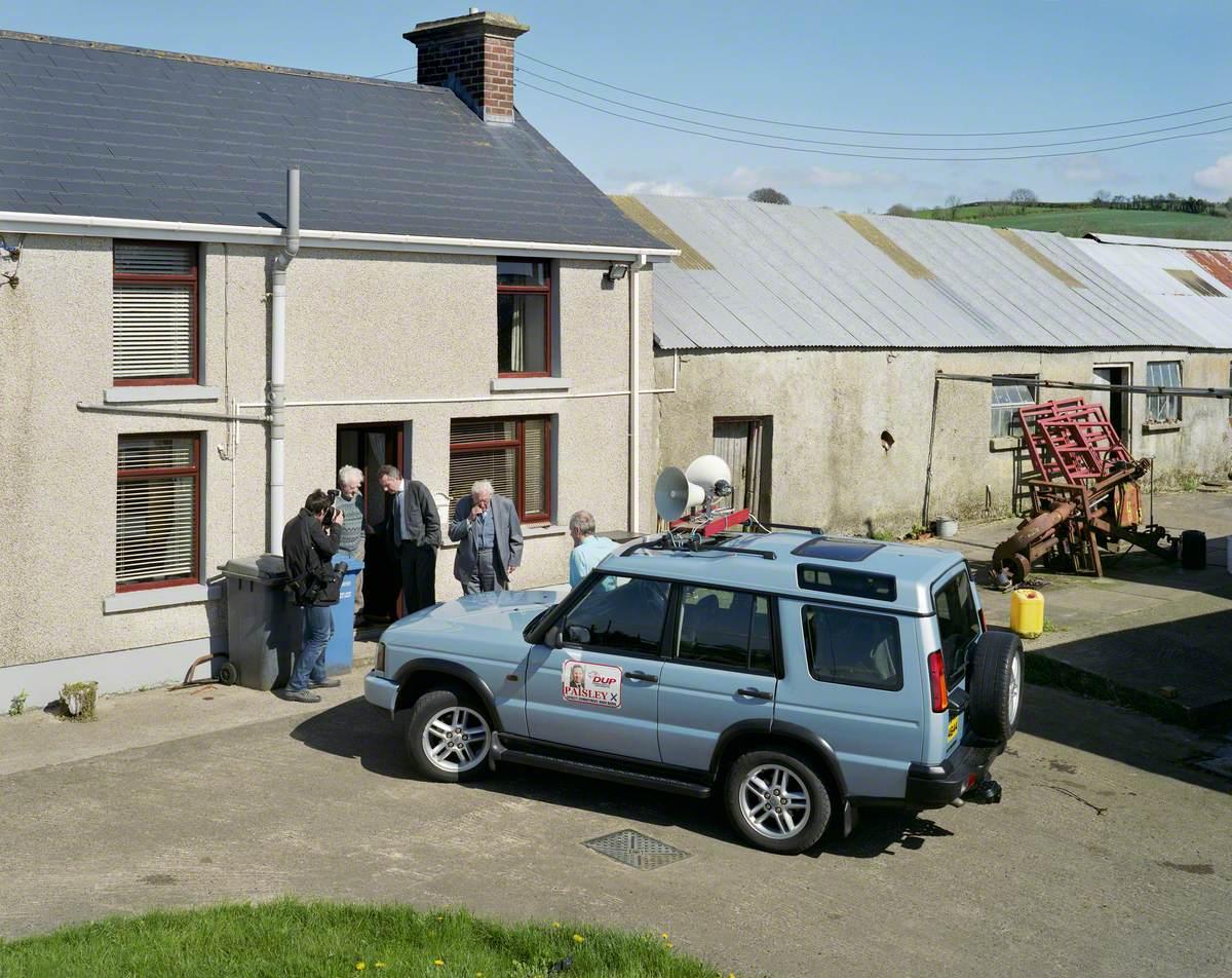 Ian Paisley Junior, Democratic Unionist Party, Portglenone, 3 May 2010, North Antrim Constituency