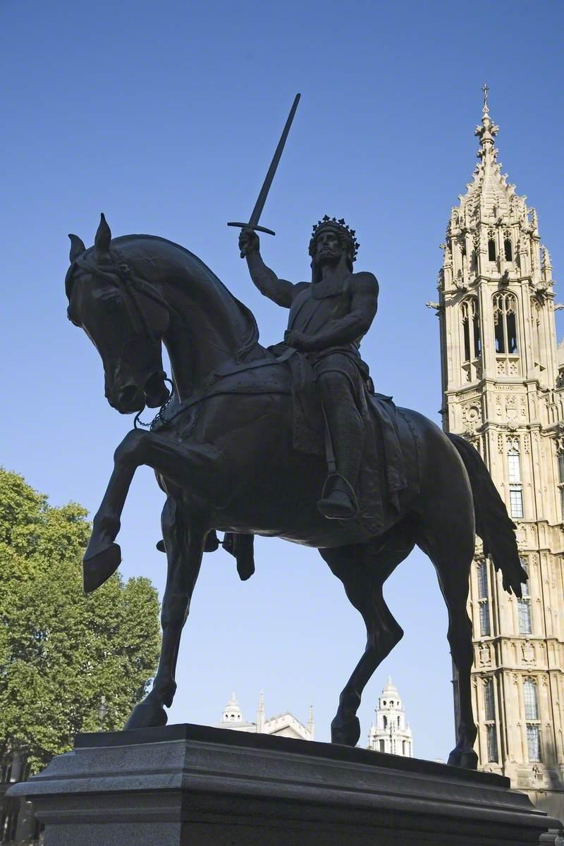 Richard Coeur de Lion (Richard I, 1157–1199)