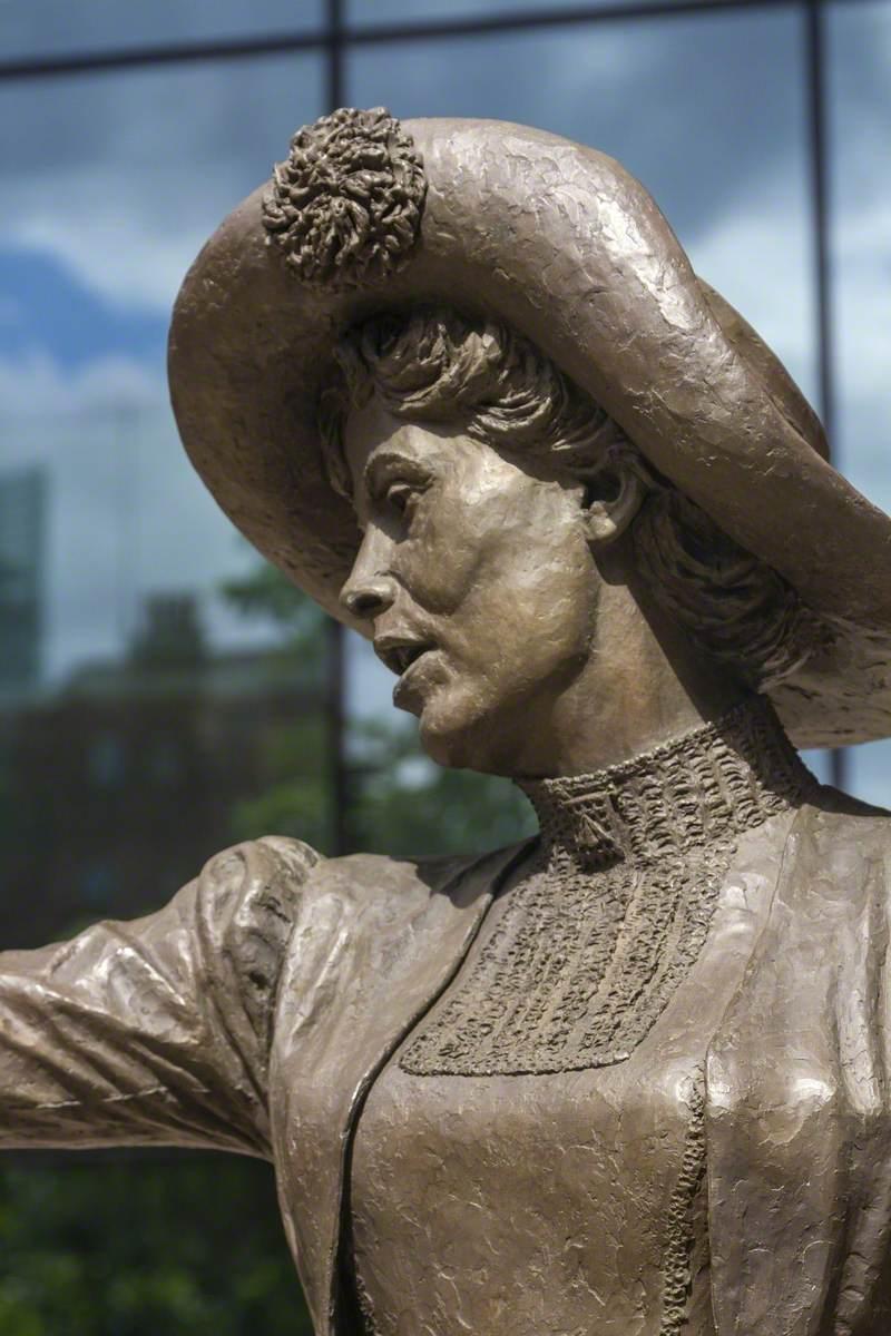 'Rise up, women' (Emmeline Pankhurst, 1858–1928)