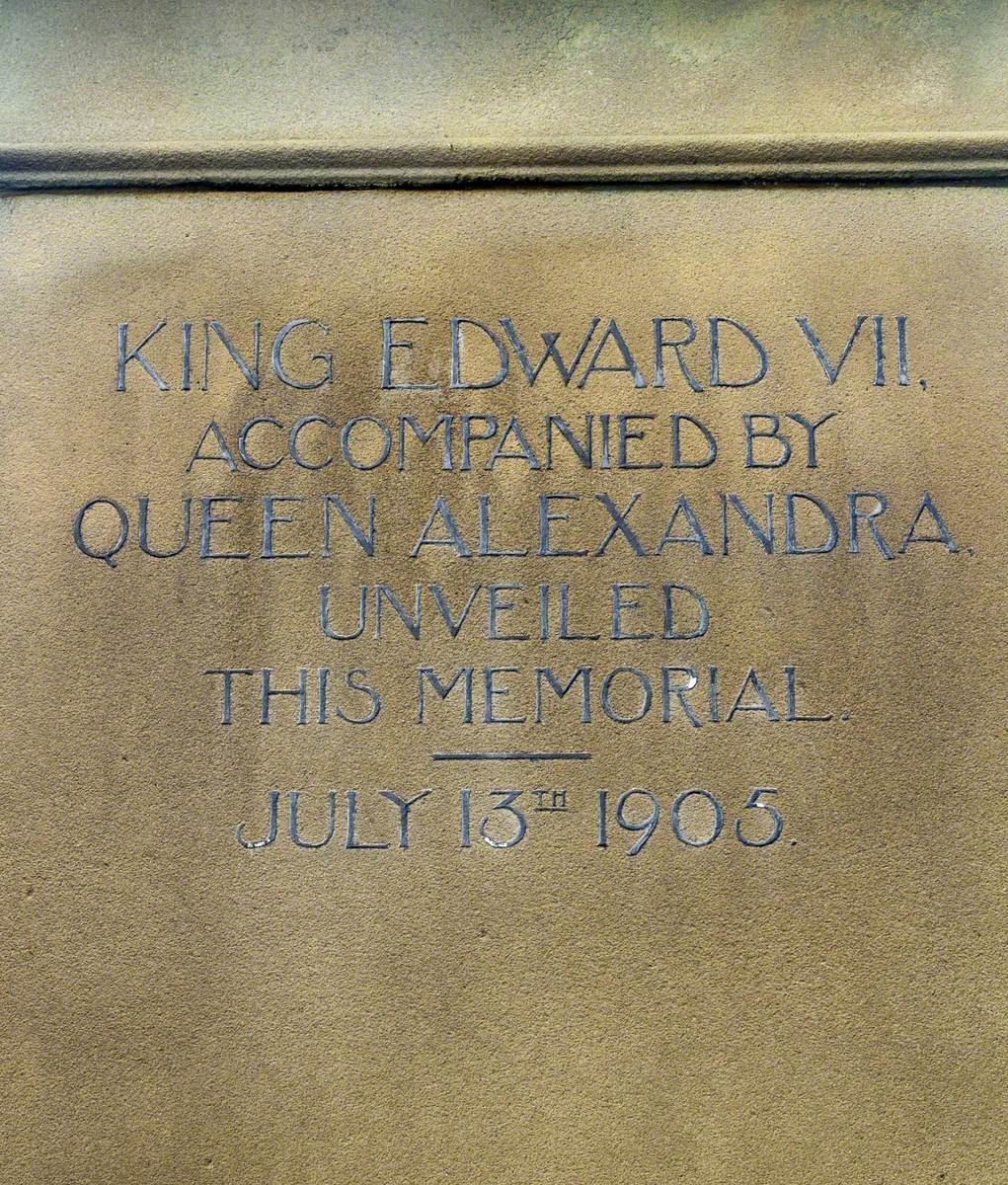 Salford and Lancashire Fusiliers Boer War Memorial