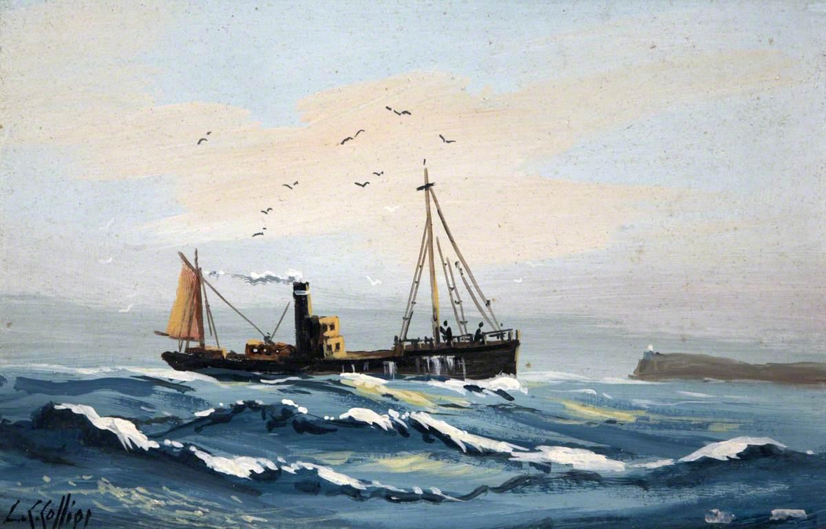 Steam Trawler