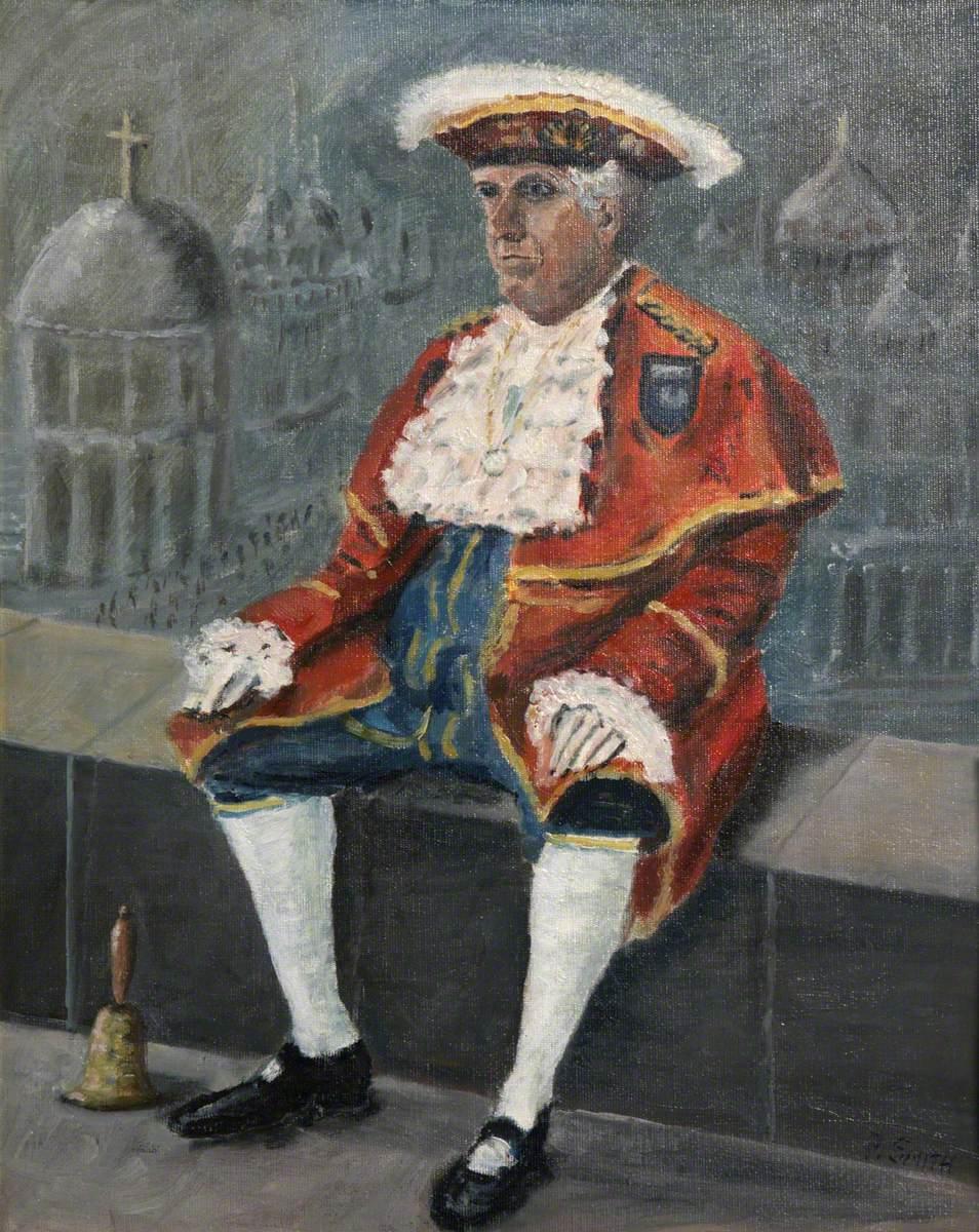 Town Crier Peter Randall