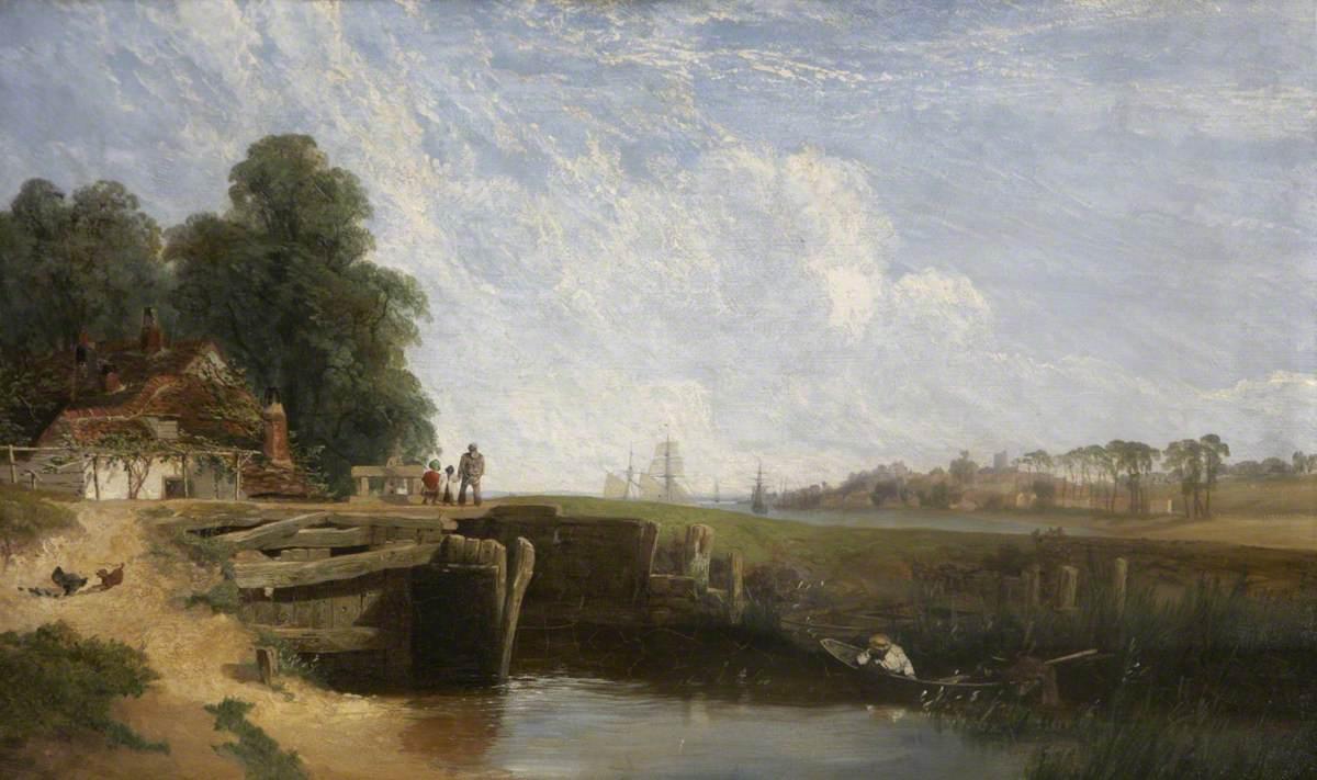 Gillingham on the Medway