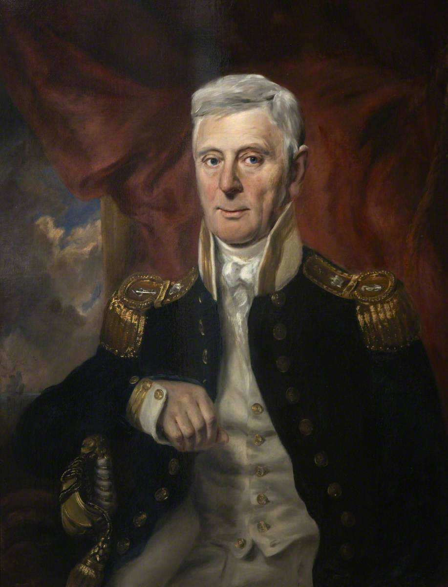 Captain Edward Hawkins (1765–1839), RN