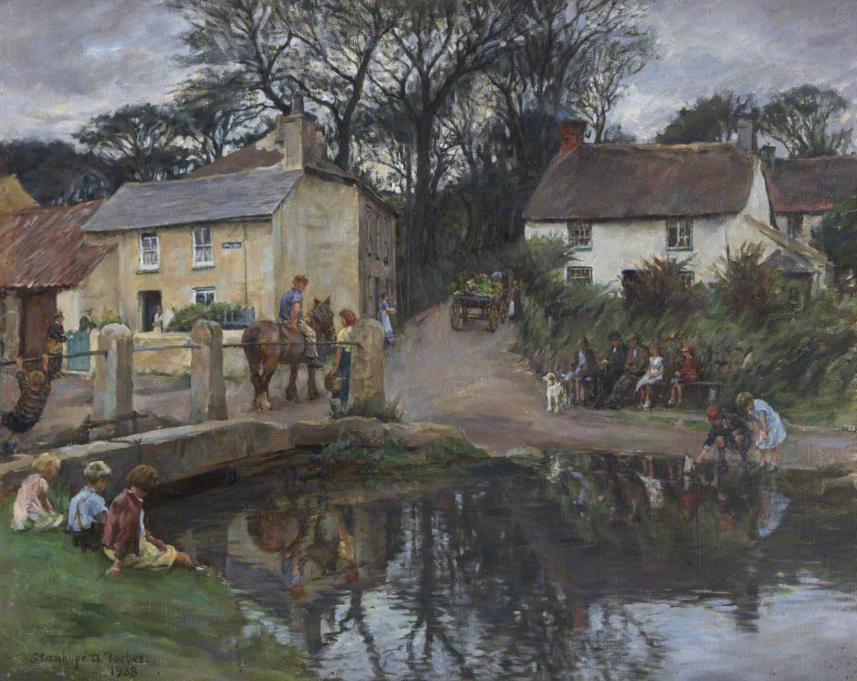 Village Rendezvous, Copperhouse Creek, near Hayle