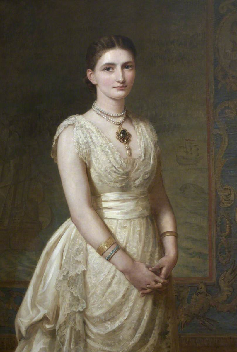 Elizabeth Beatrice Drake, Lady Seaton