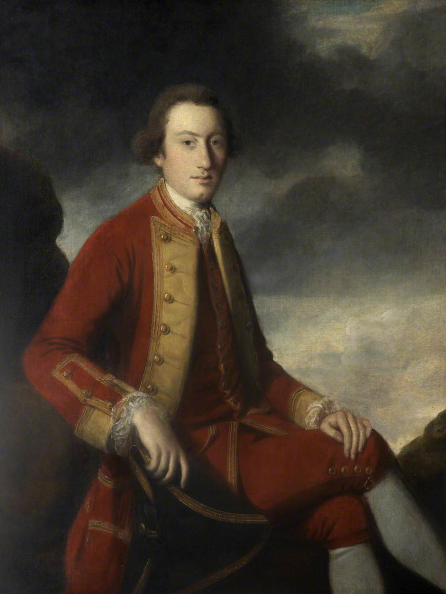 Charles Cornwallis (1738–1805), Lord Brome, 1st Marquis Cornwallis