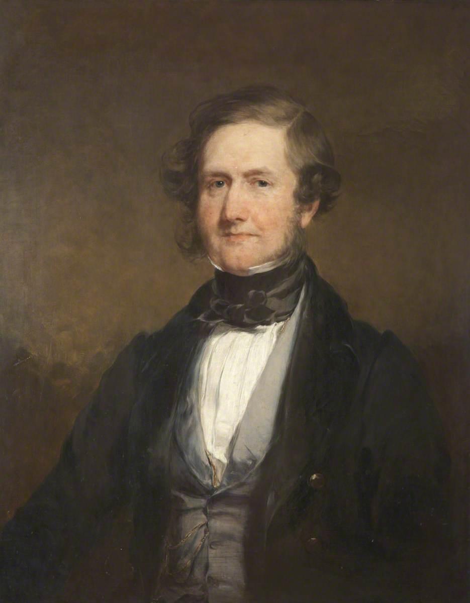 William Cotton (1794–1863), MA, FSA