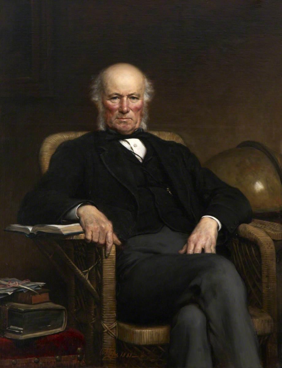 William Pengelly (1812–1894), FRS, FGS