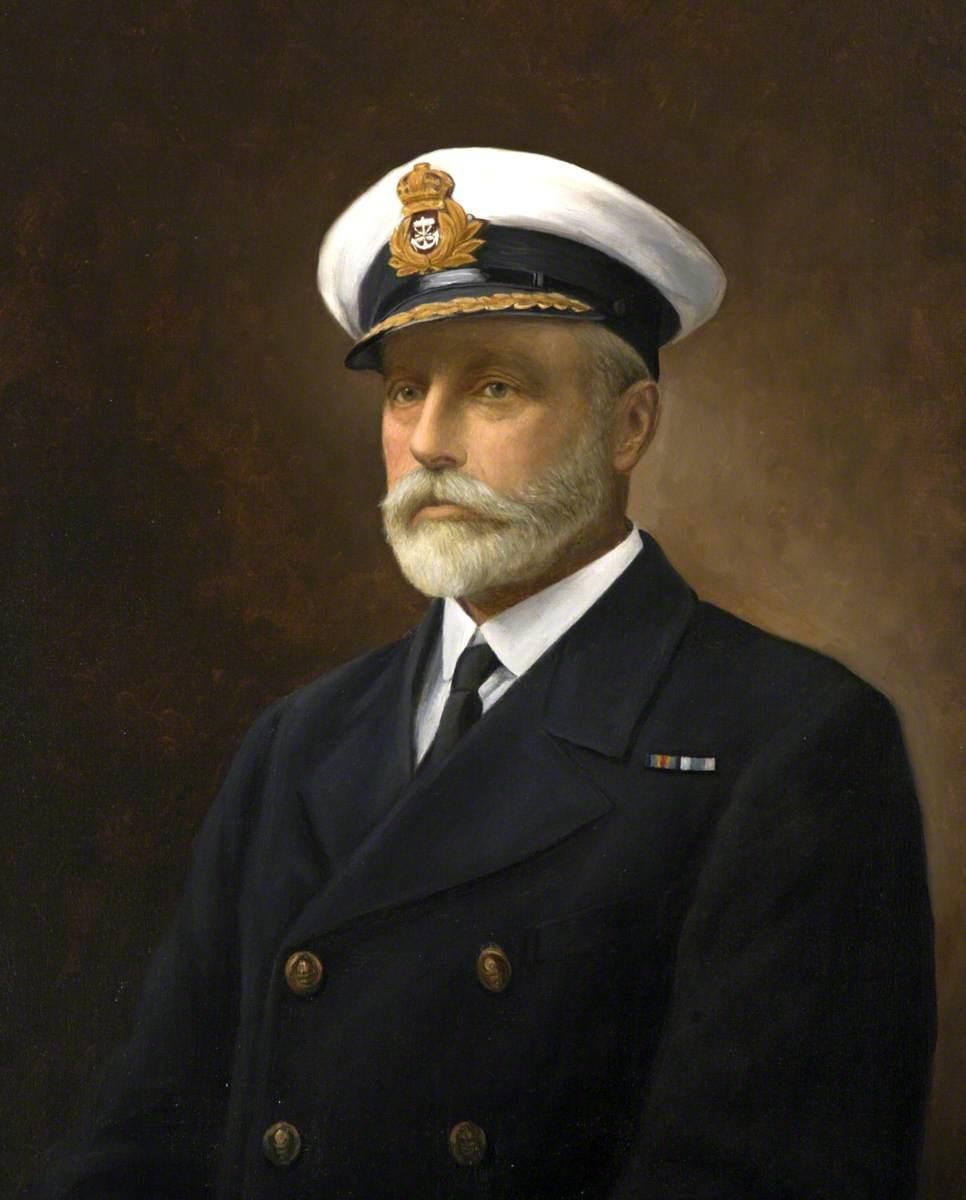 Captain Lionel Henry St Croix Coxon Cary (1859–1929)