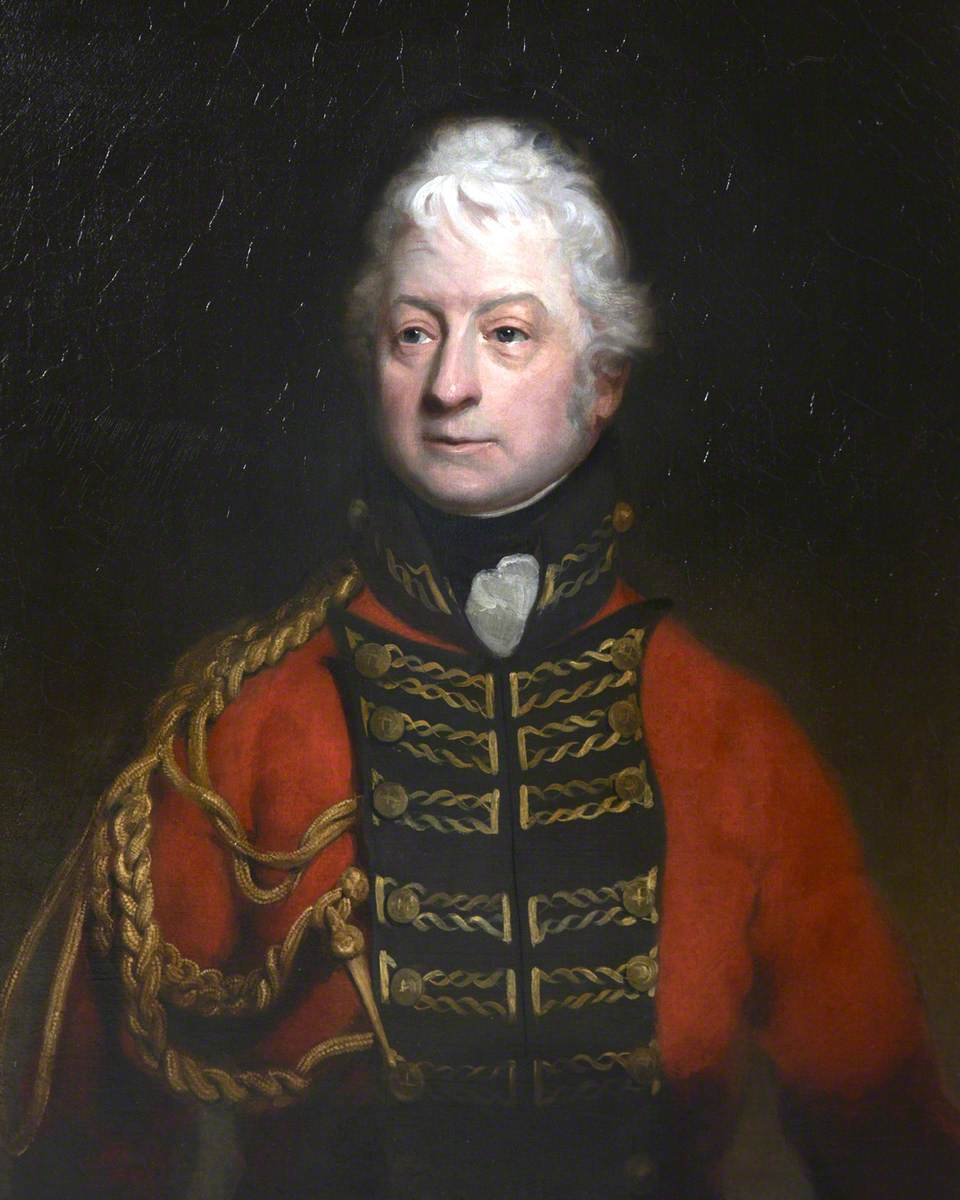 Lieutenant-Colonel William Henry Meyrick