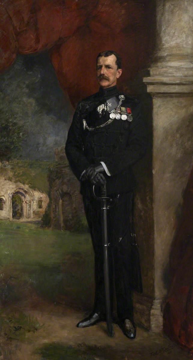 Colonel Lucius Falkland Brancaleone Cary (1839–1916)