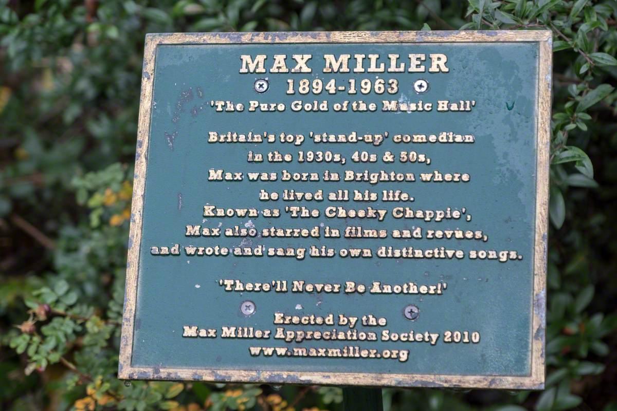Max Miller (1894–1963)