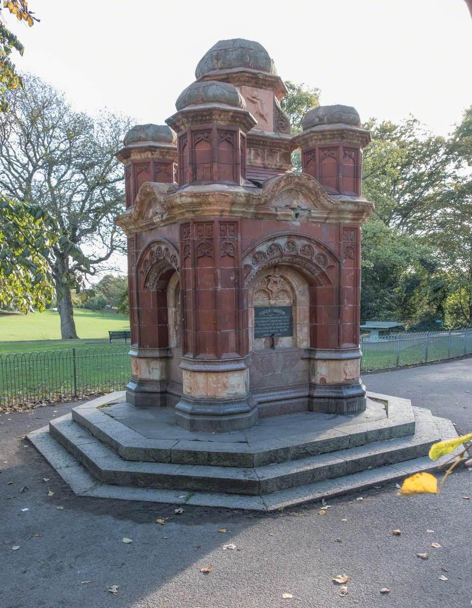 Queen's Park Drinking Fountain
