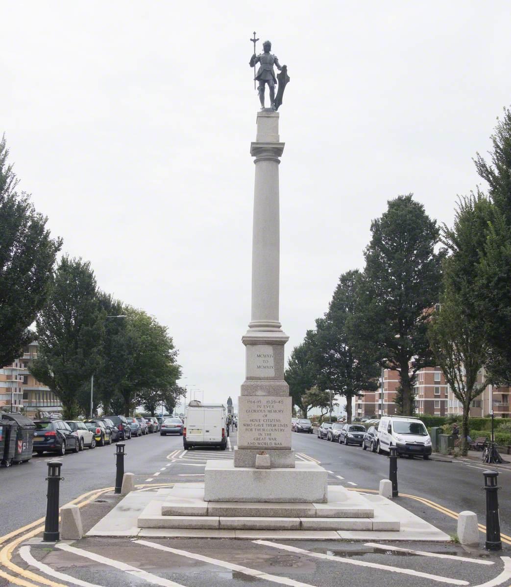 War Memorial – Saint George