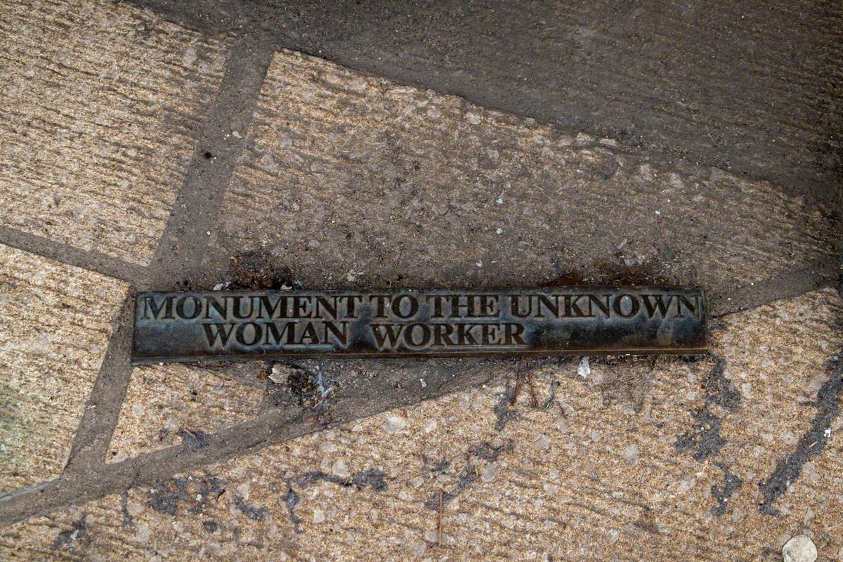 Monument to the Unknown Woman Worker