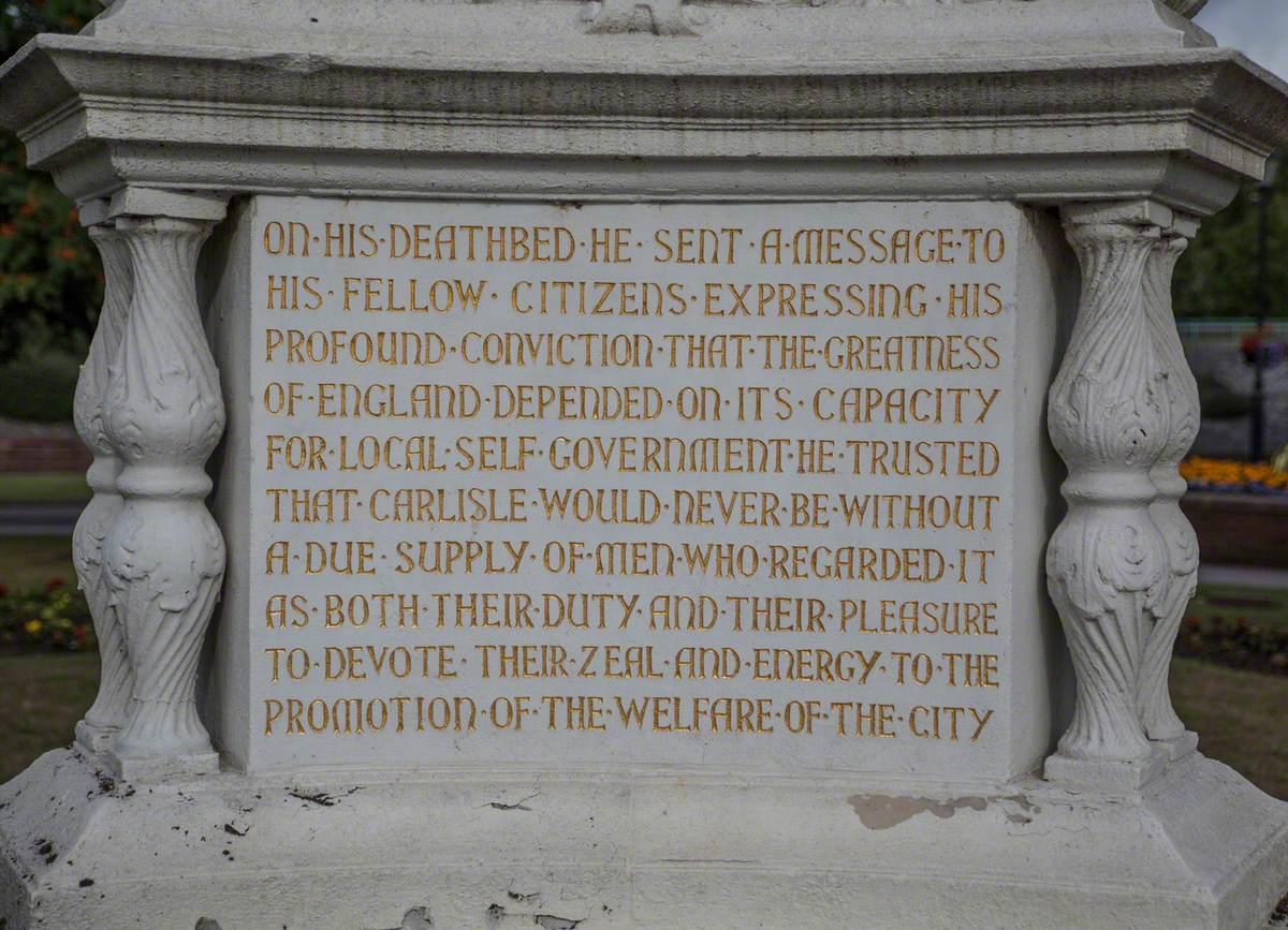 James Robert Creighton Memorial