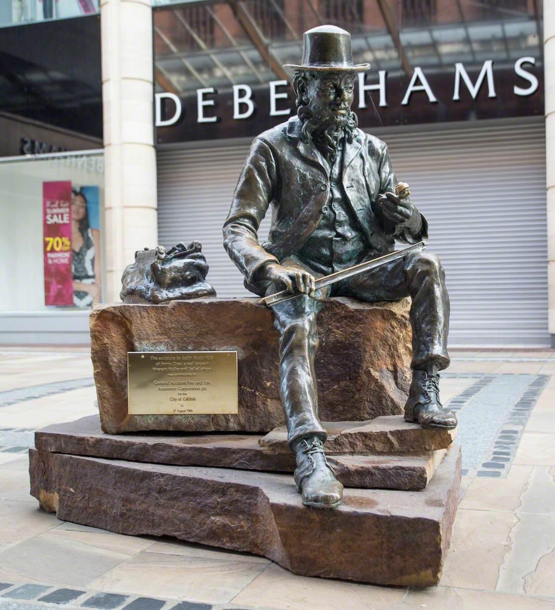 Jimmy Dyer 'The Fiddler'