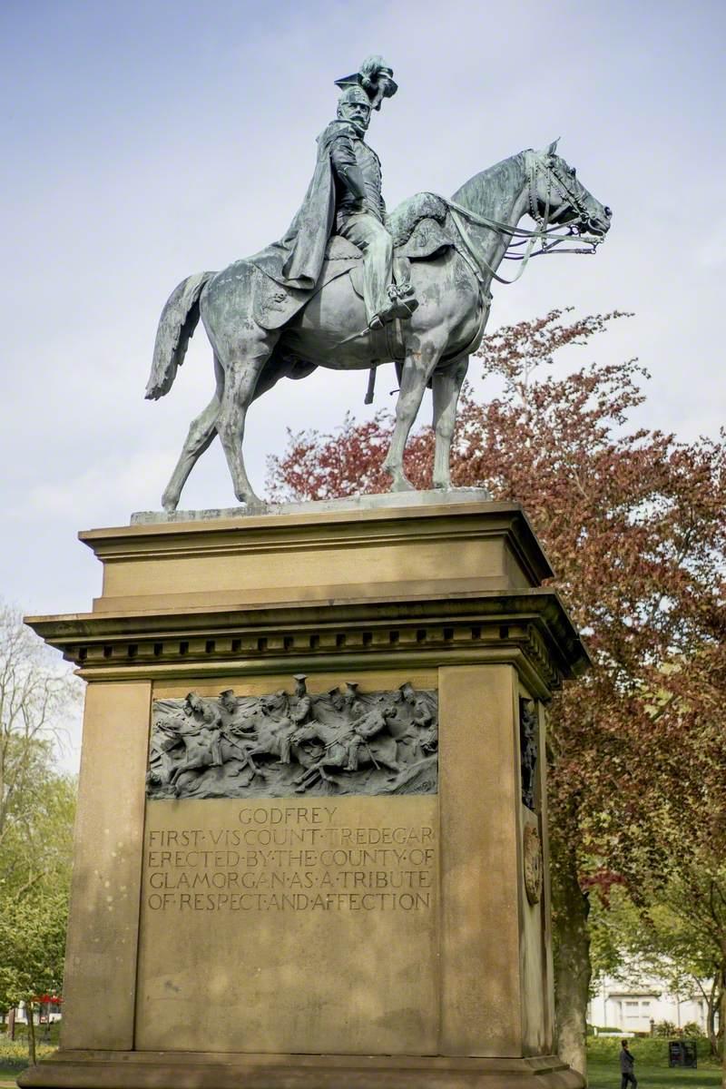 Godfrey Charles Morgan (1831–1913), 1st Viscount Tredegar