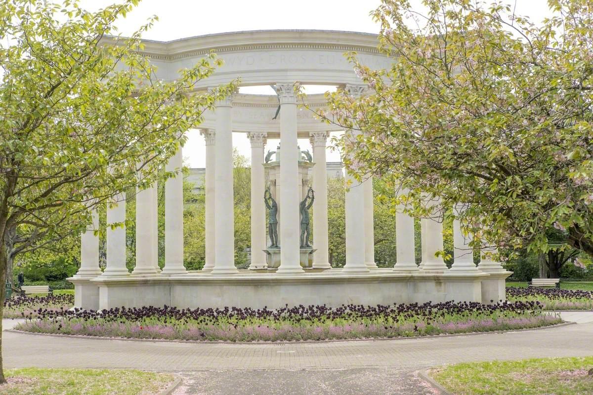 Welsh National War Memorial