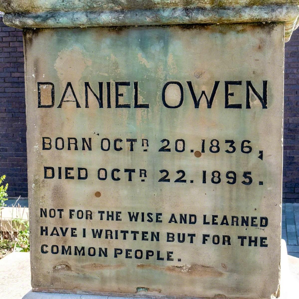 Daniel Owen (1836–1895)