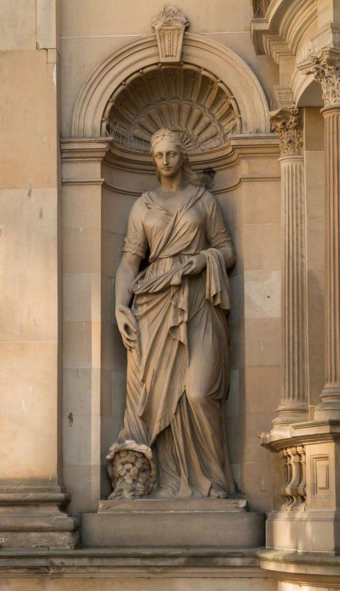 Britannia, Commerce and Justice (and Other Carvings)