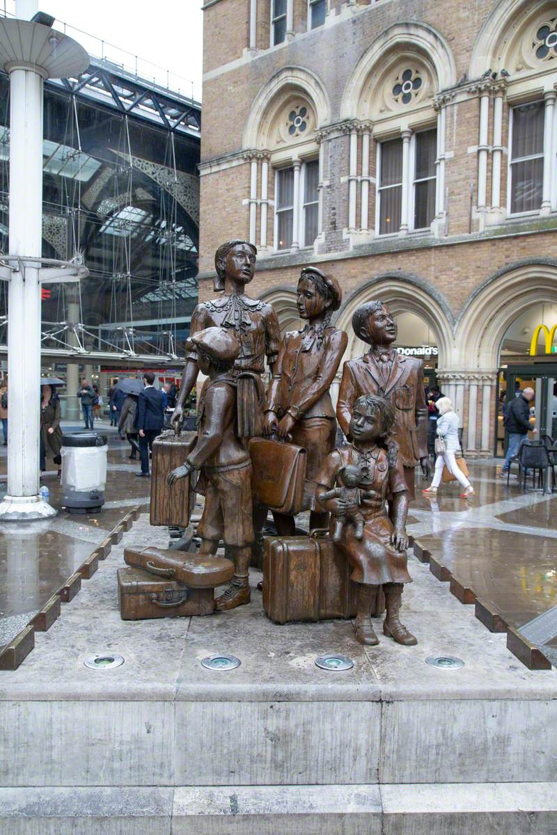 Kindertransport – The Arrival