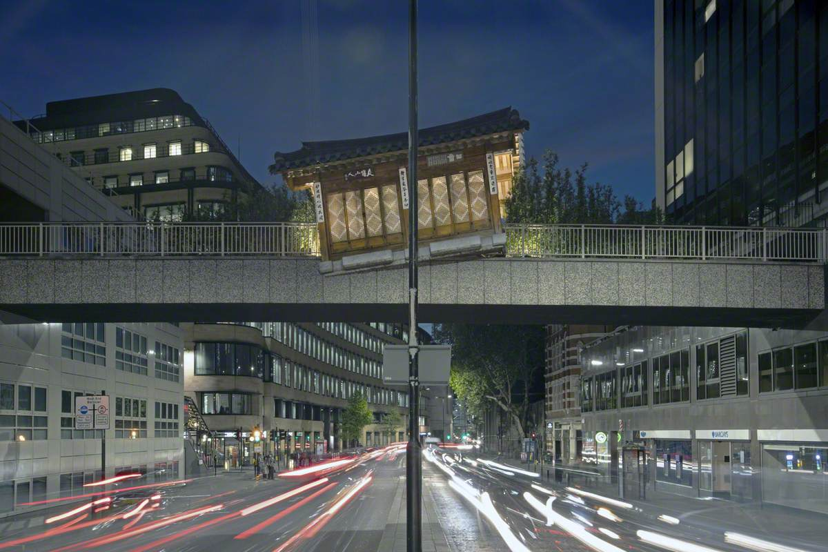 Bridging Home, London