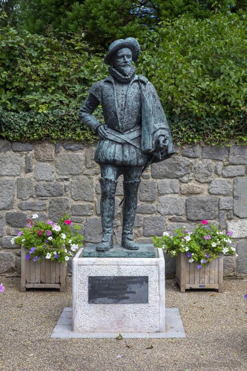 Sir Walter Raleigh (1552–1618)