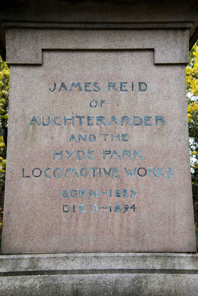 James Reid of Auchterarder (1823–1894)