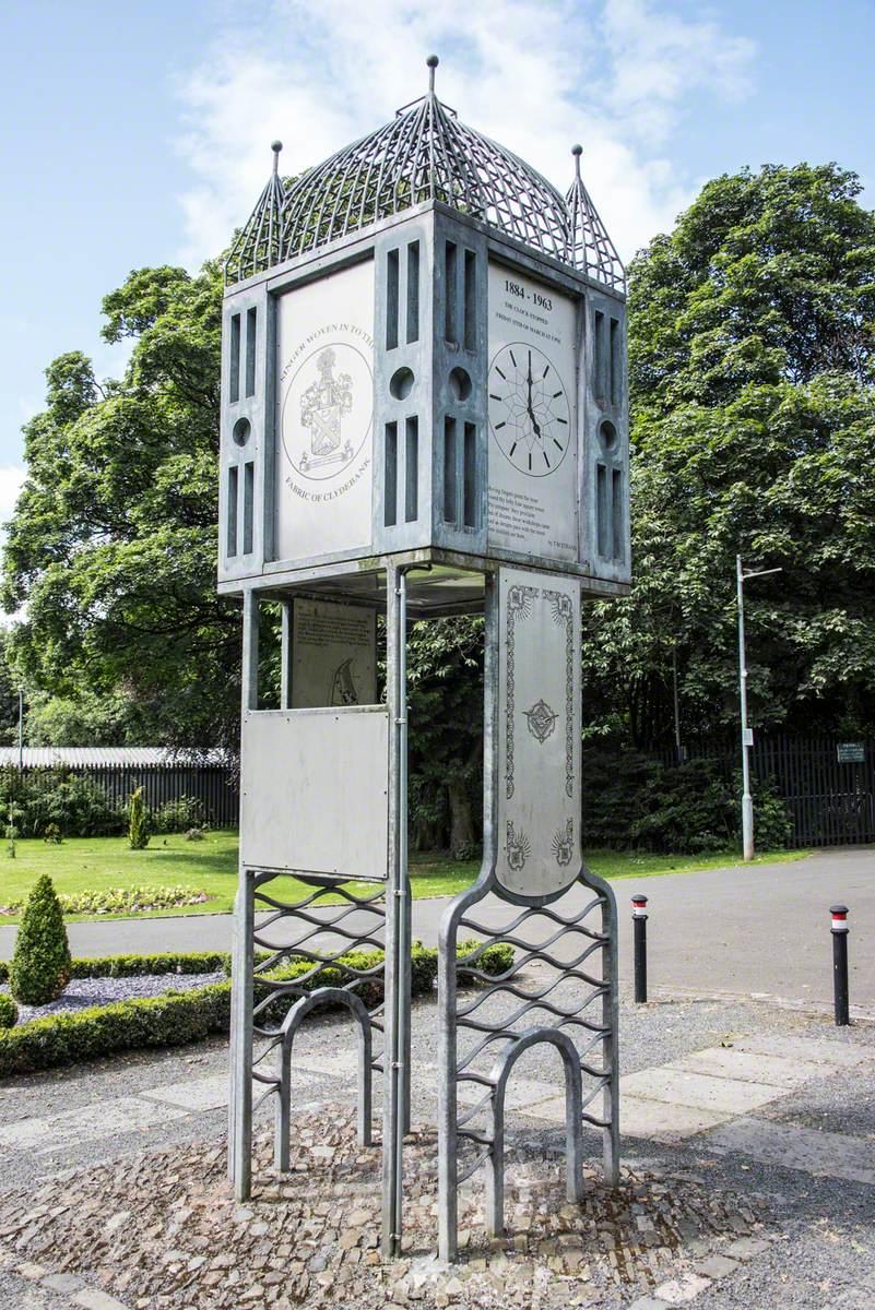 Dalmuir Park Sculpture