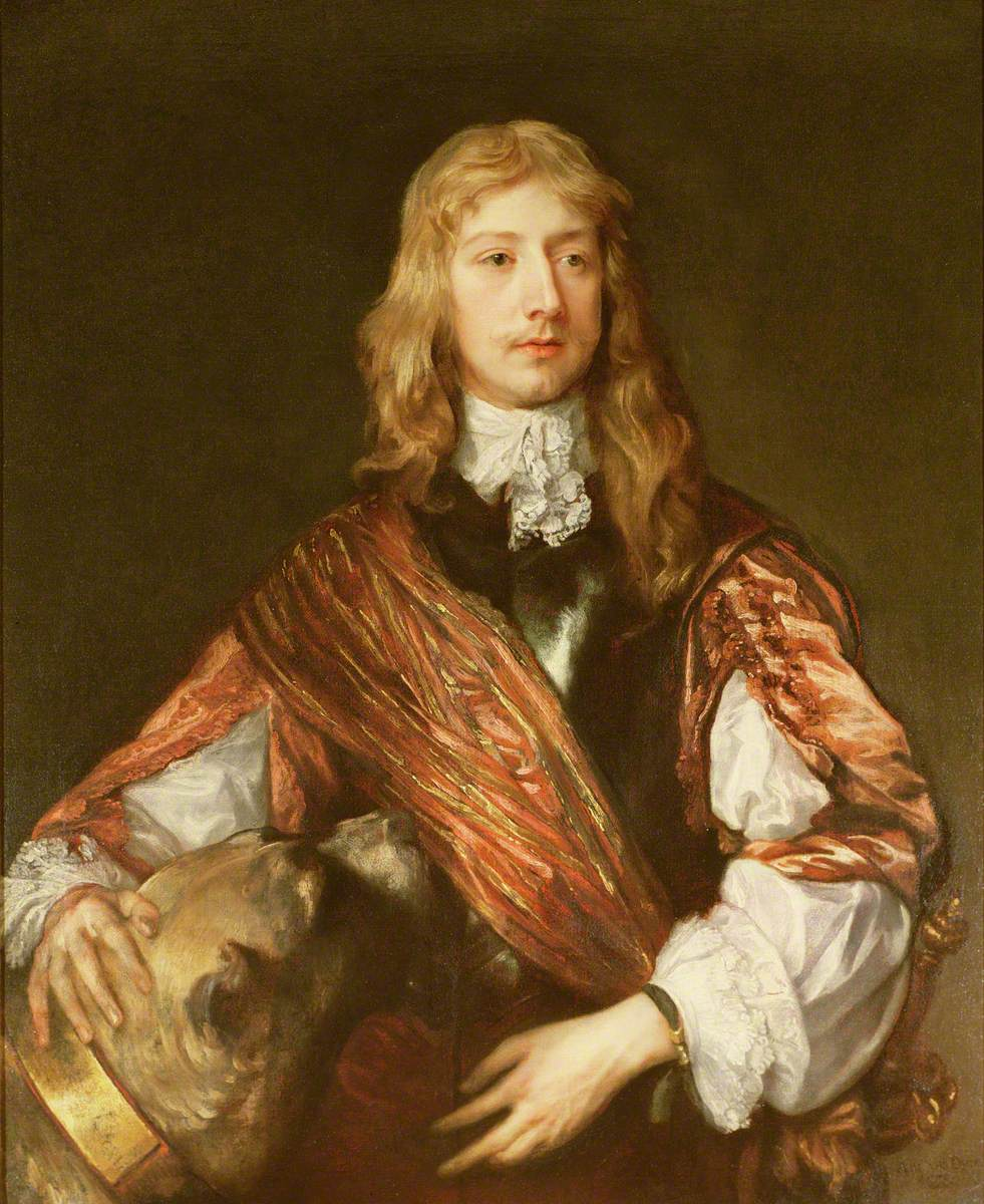 Thomas Killigrew (1611–1682) with a Mastiff