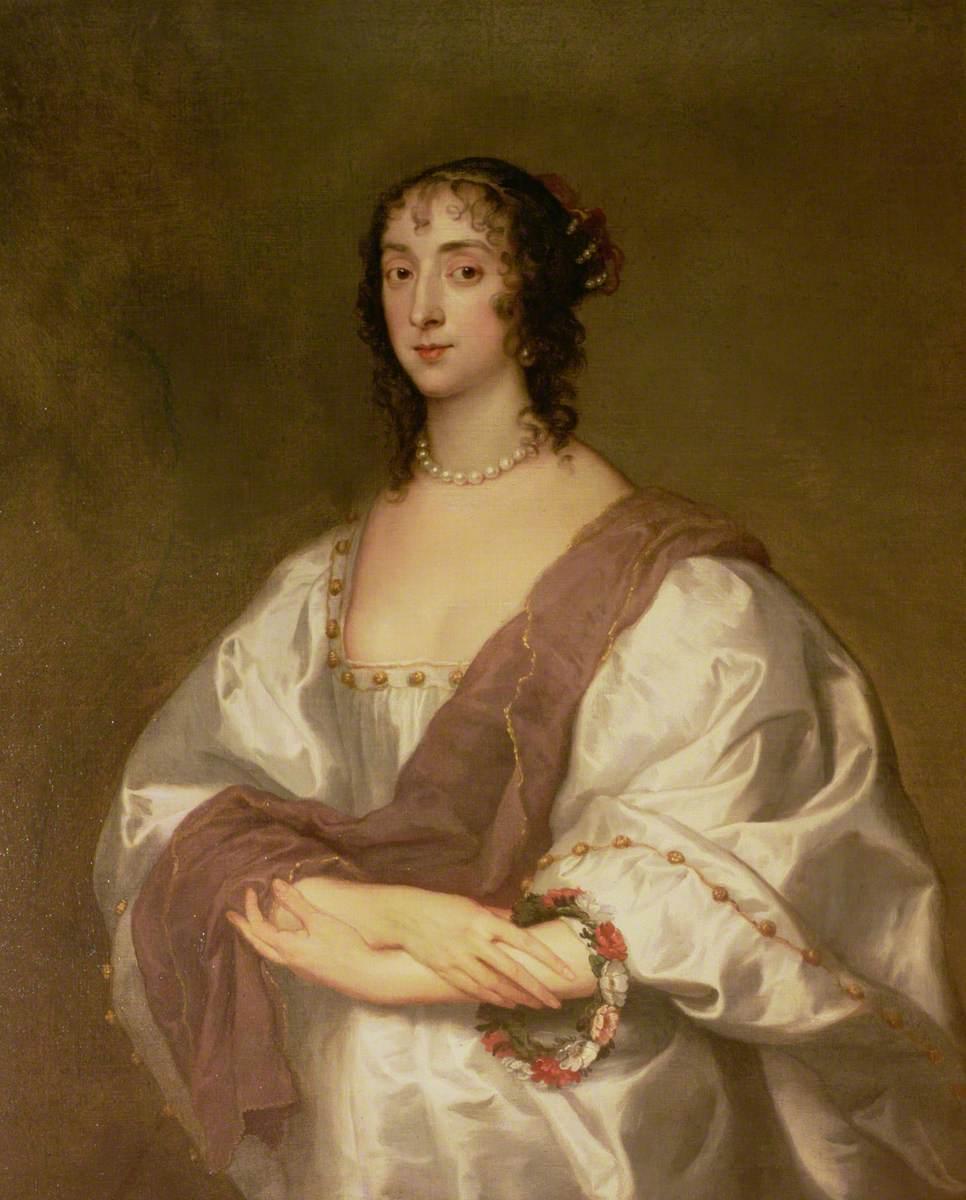 Cecilia Crofts, Mrs Killigrew (d.1638)