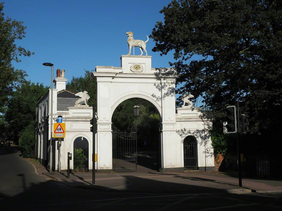 The Dog Gate