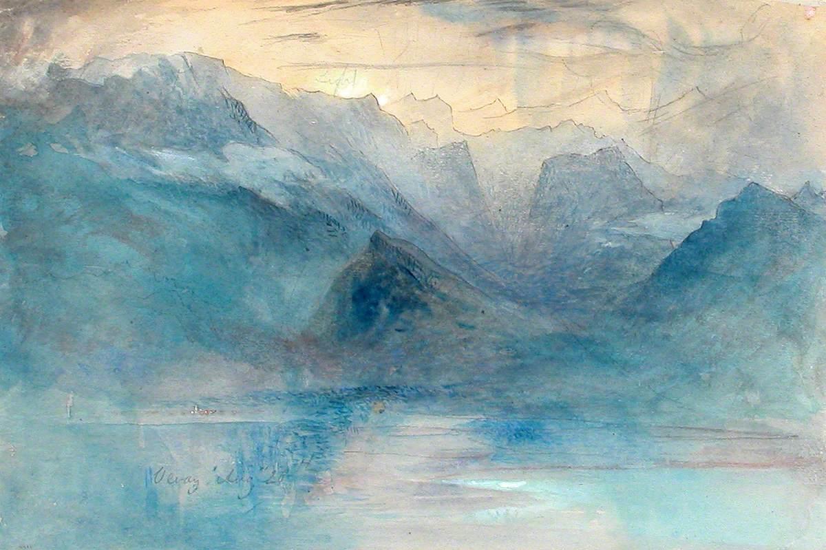 Vevey, Sunrise