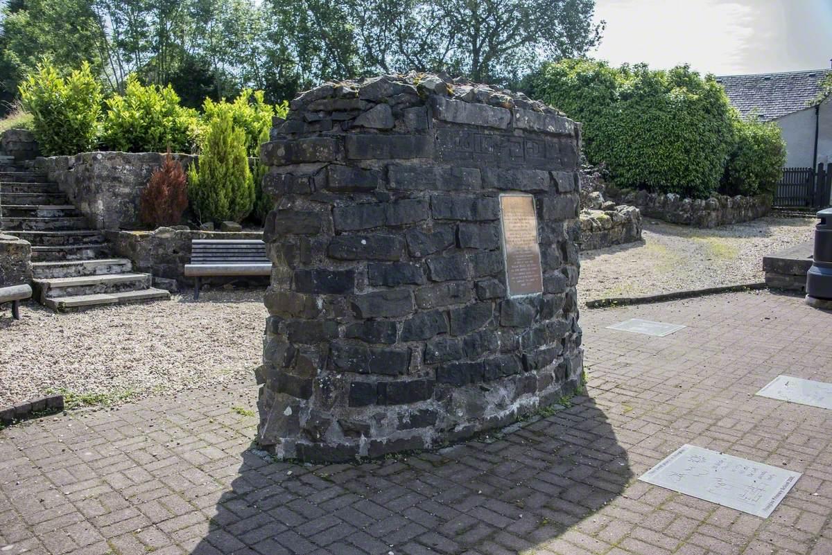 James Gavin Memorial Cairn
