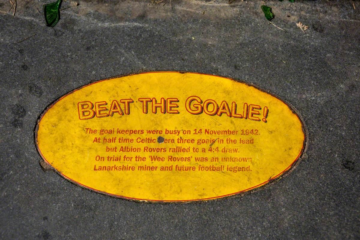 Beat the Goalie