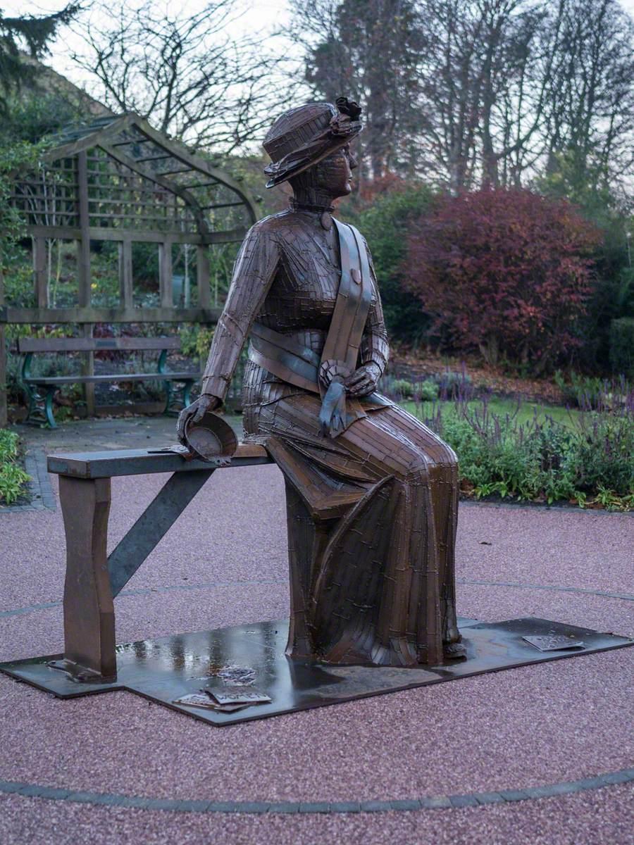 Emily Wilding Davison (1872–1913)