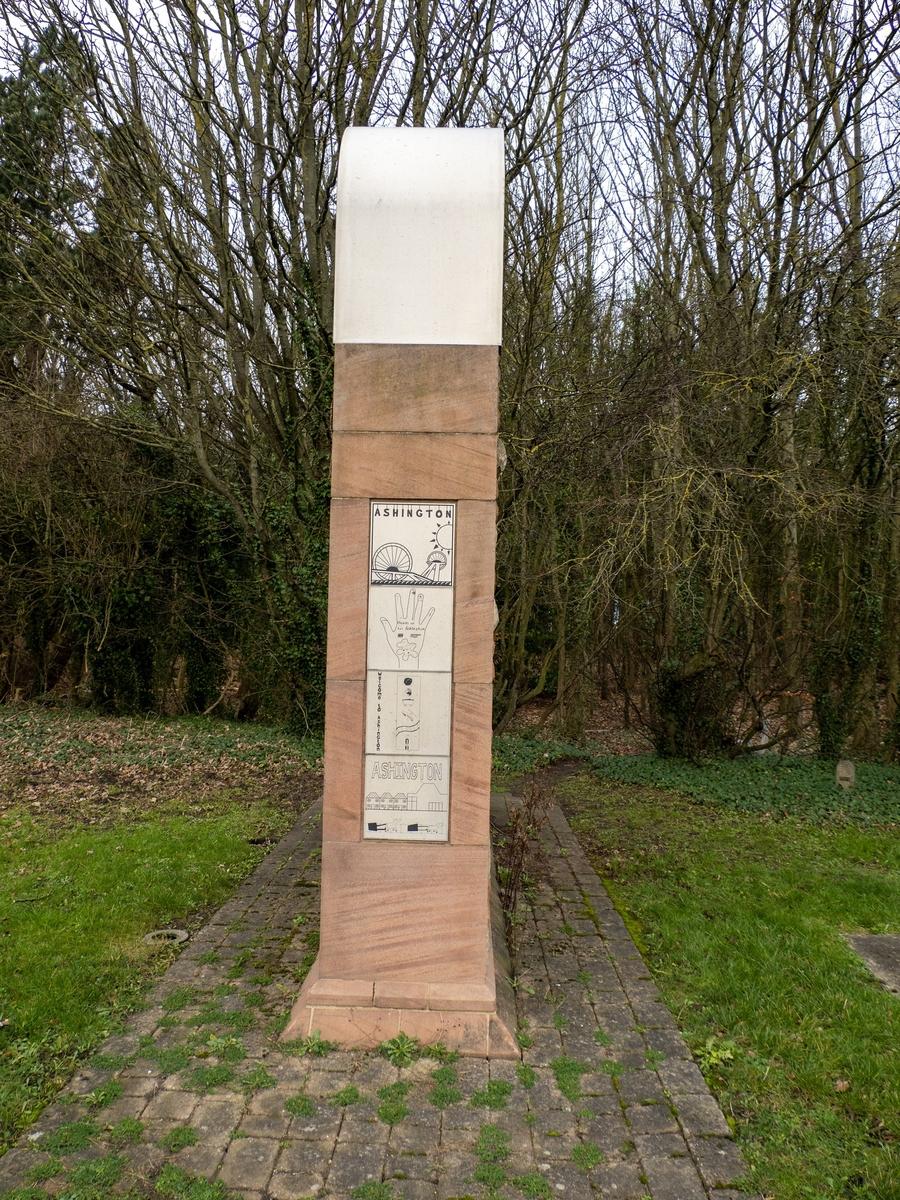 Woodhorn Disaster Memorial