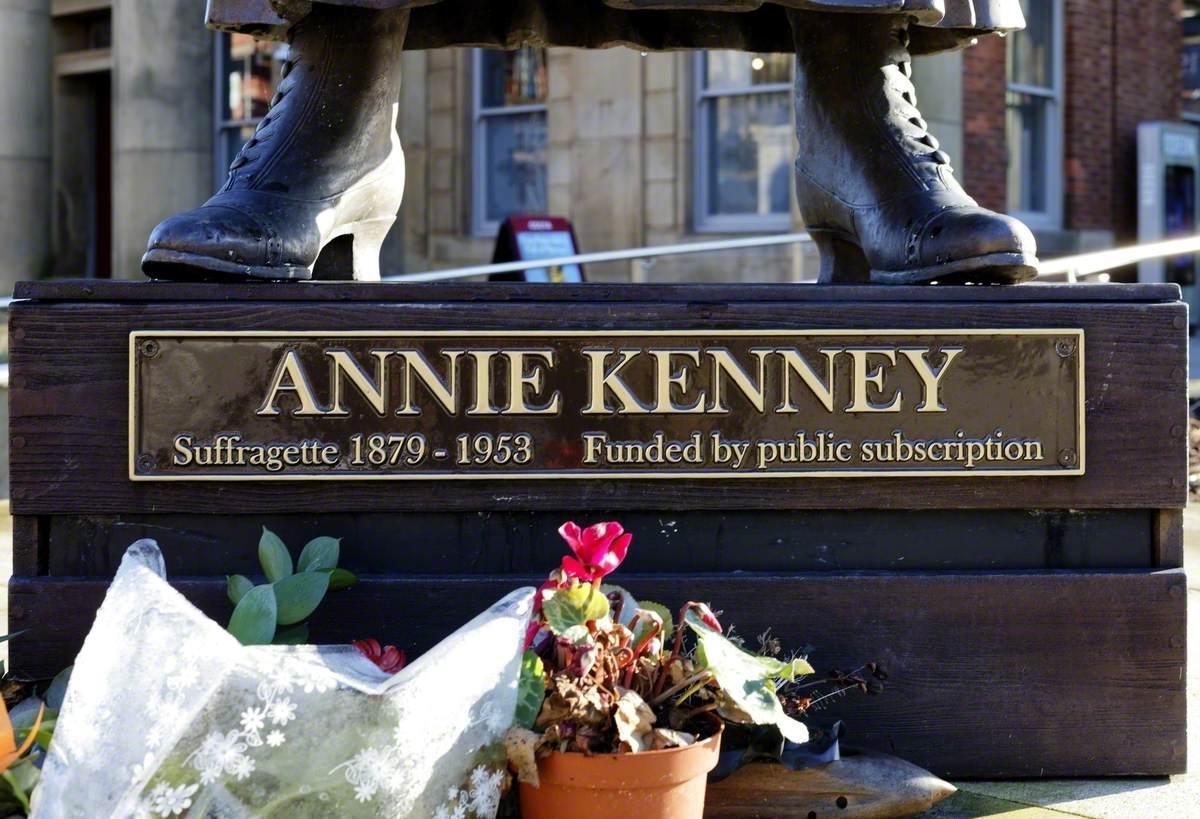 Annie Kenney (1879–1953)